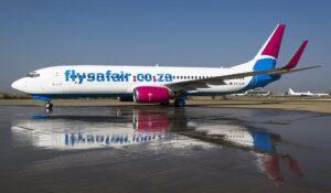 FLYSAFAIR Flight Review