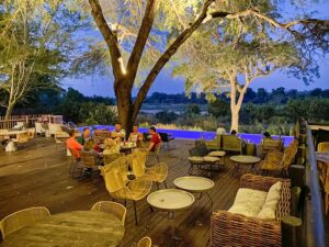 Protea Hotel by Marriott Kruger Gate Pool and Bar
