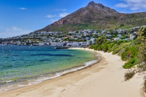 Admiralty Private Beach Simons Town