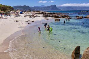 Water Edge Beach Simons Town